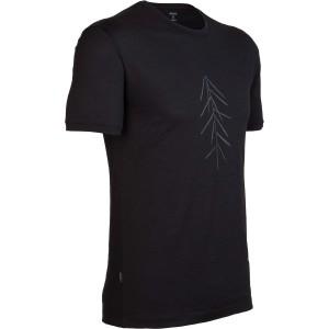 Merino black shirt