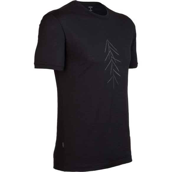 Merino black shirt