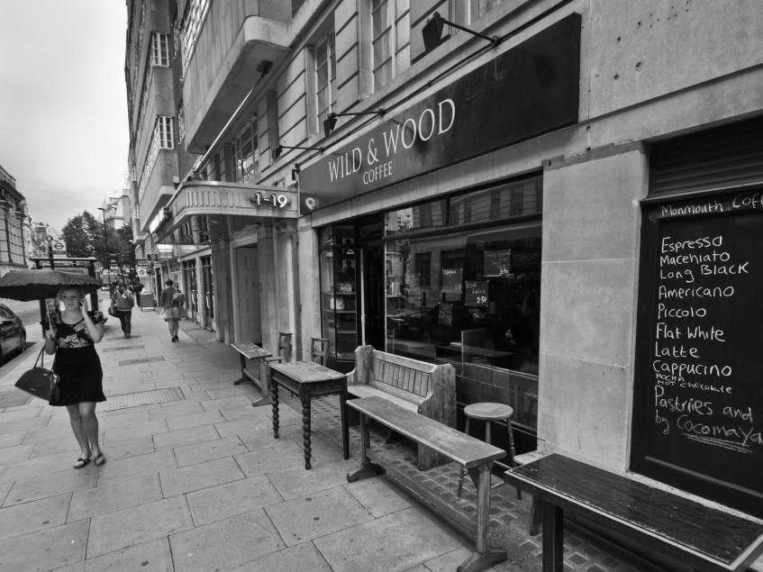 Olympus 9 to 18mm Oxford Street