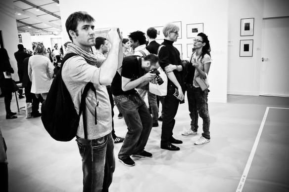 Fieze Art Fair Photography
