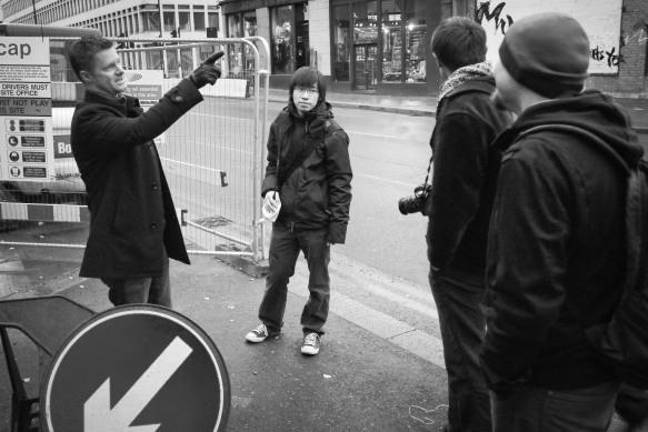 Street Shooting