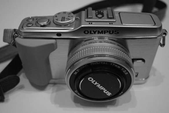 Olympus EP3 Review