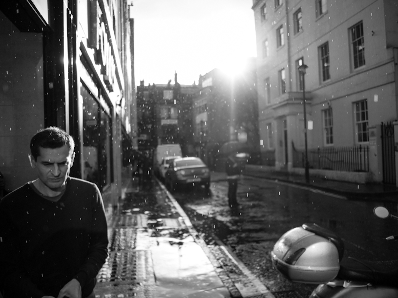 Street photography lightroom settings