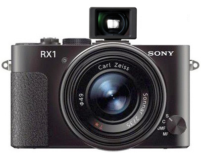 Sony rx1 optical viewfinder