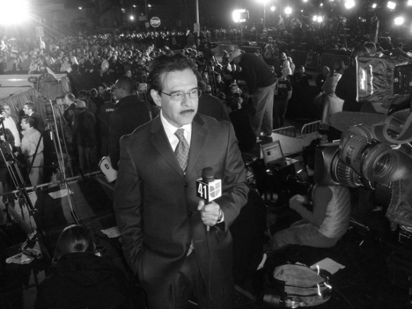 Antonio Guillen Journalist