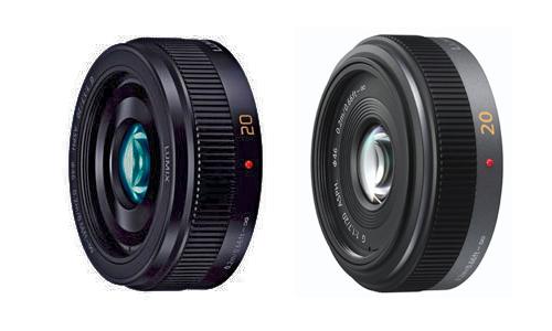 Metal 20mm lens