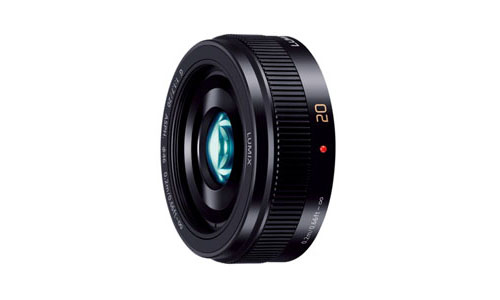 Panasonic 20mm review