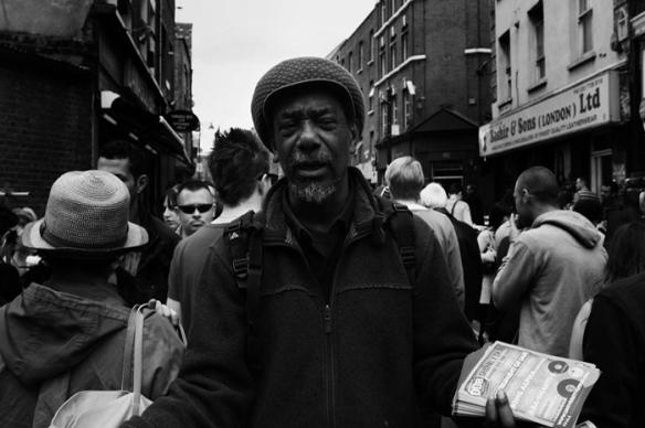 Russell Dawson XPro Lens Street Portrait