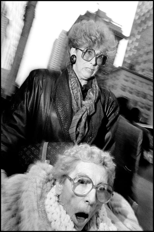 Bruce Gilden New York Street Photo